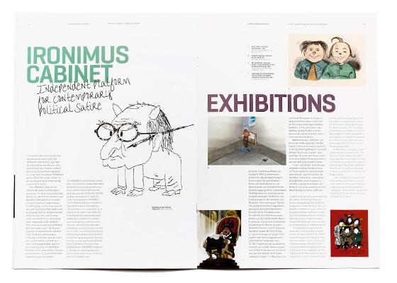 Karikaturmuseum krems for Grafik praktikum wien